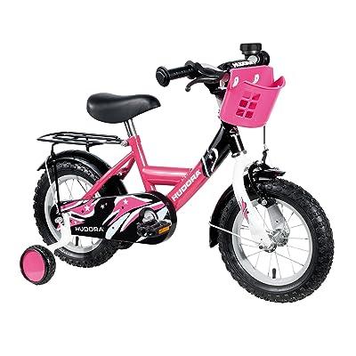 'Hudora–Vélo pour enfant, 12, rose