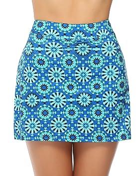 iClosam Especiales de Verano Falda de Golf Falda de Tenis Corta Deportivo para Mujer Moda y Comodo