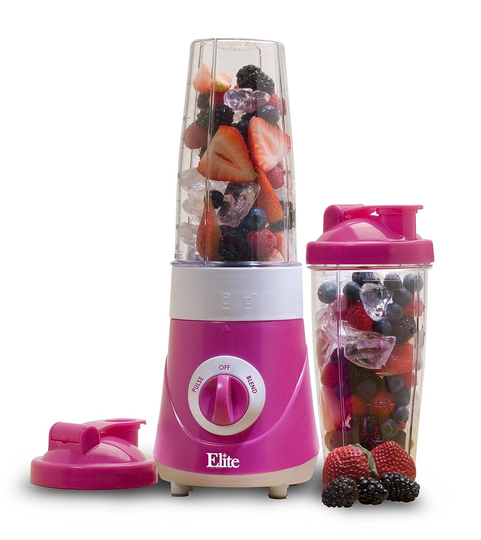 Maxi-Matic EPB-2572 Elite Cuisine Personal Drink Mixer, Blue EPB-2572BL