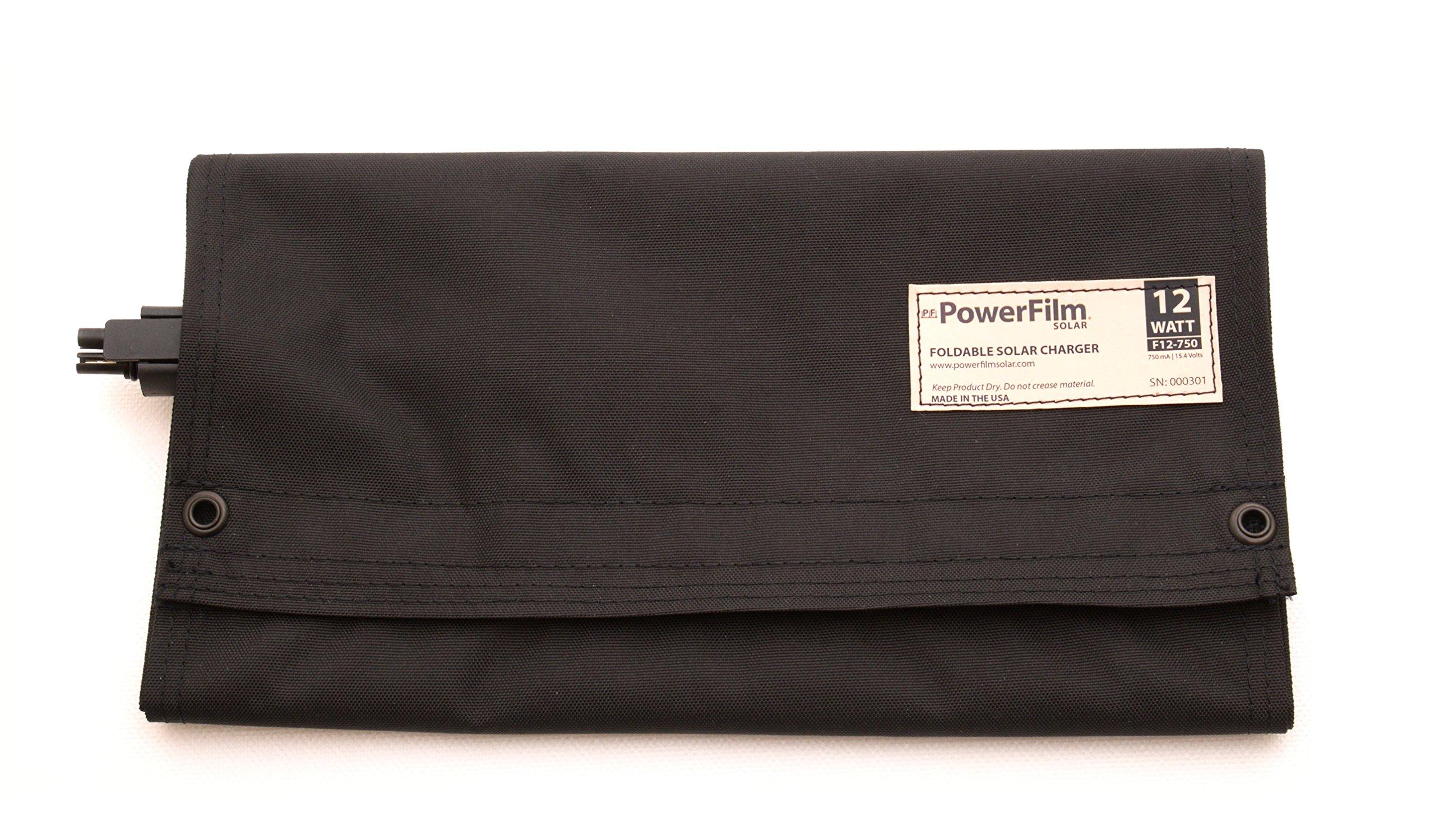 PF POWERFILM 12 Watt Foldable Solar Panel