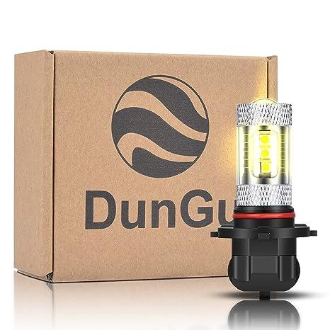 Amazon.com: DunGu 2504 PSX24W Bombilla de repuesto DRLs de ...