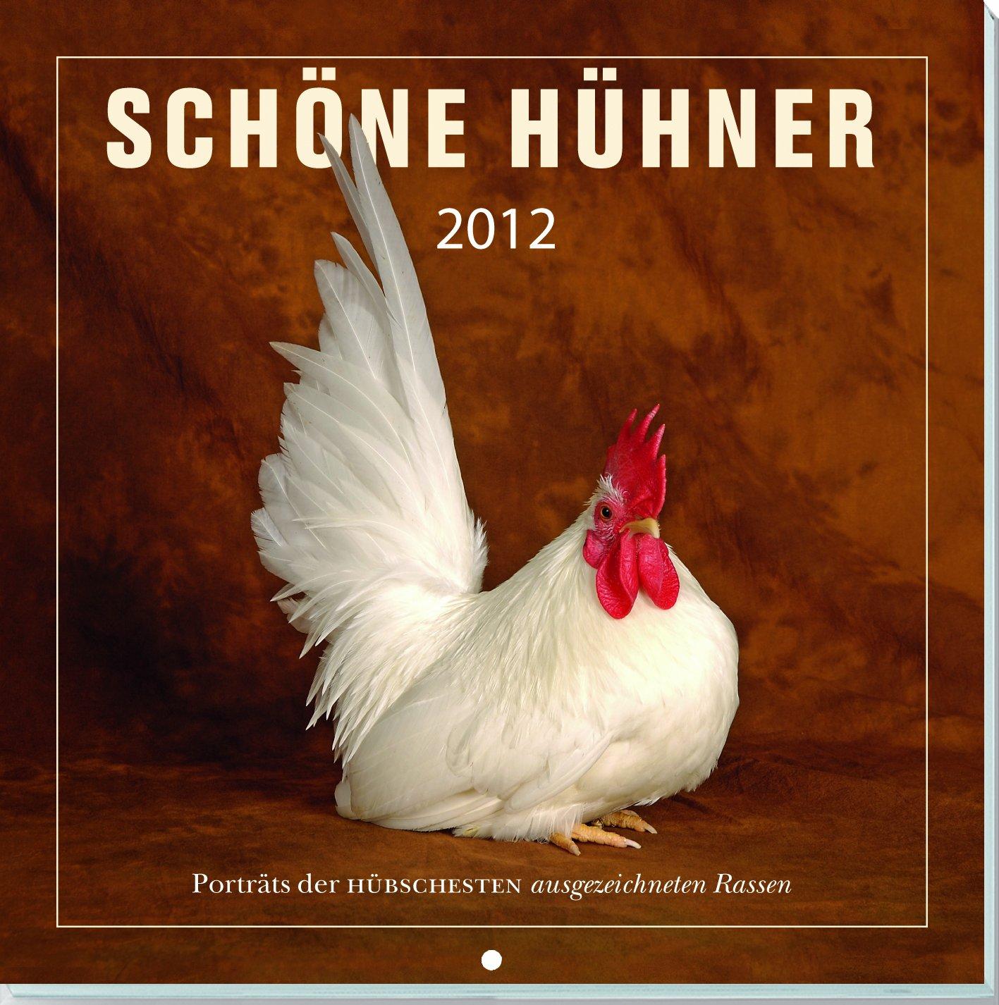 Schöne Hühner 2012