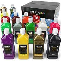 Arteza Témperas para niños | Botellas de 400