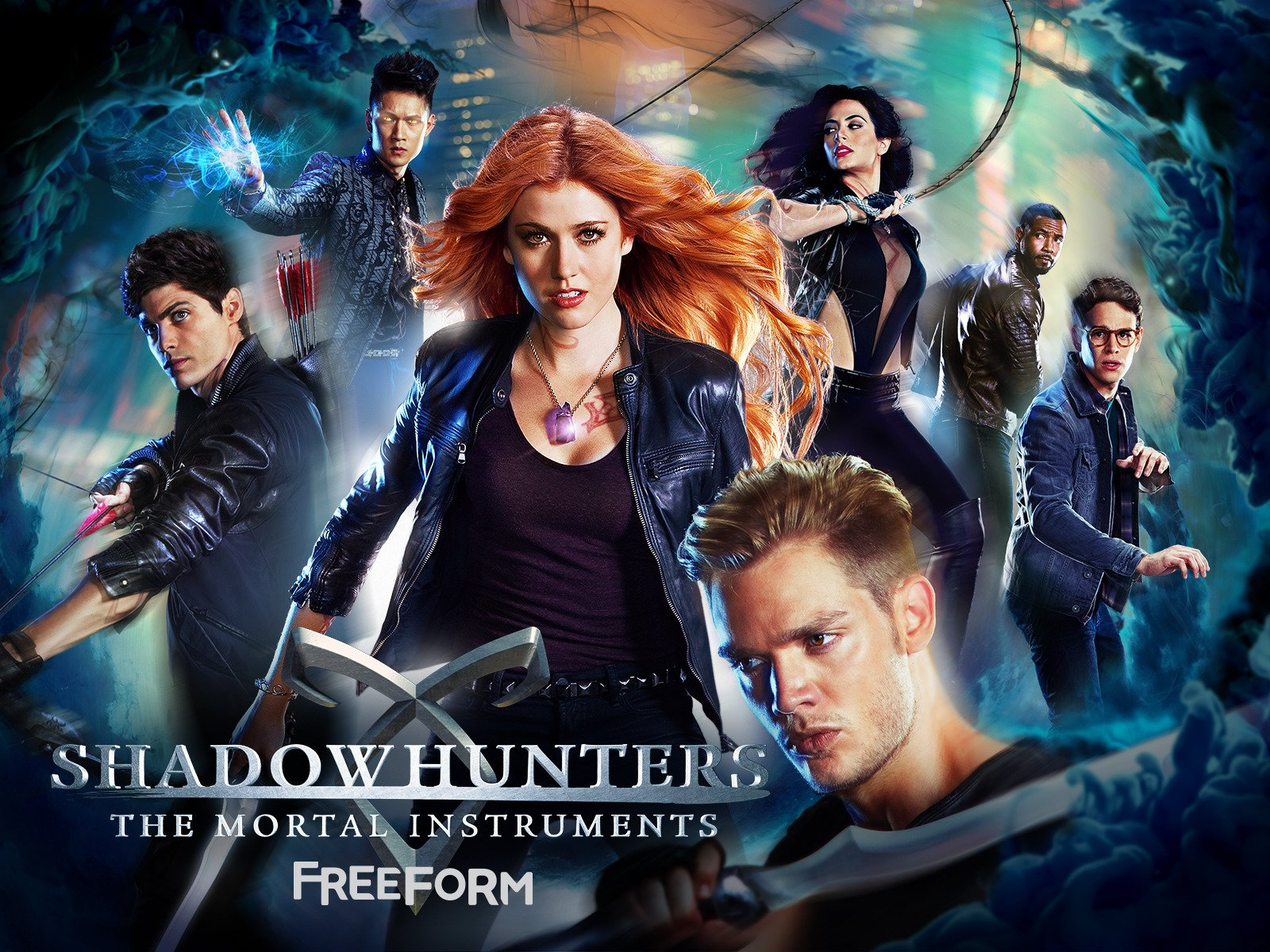 shadowhunters season 1 kickass