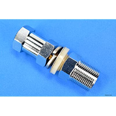 Heavy Duty SO-239 Stud Mount for CB Radio Antenna - Aries 30319 Bulk - Compare to K4A: Automotive