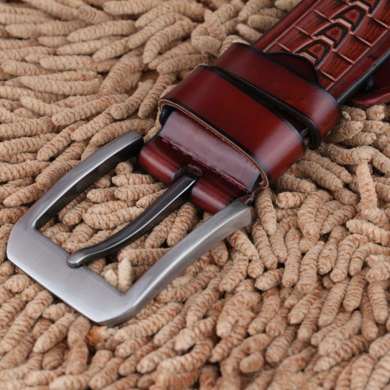 Fashion belts men cowhide leather belt luxury mens belt PD4008