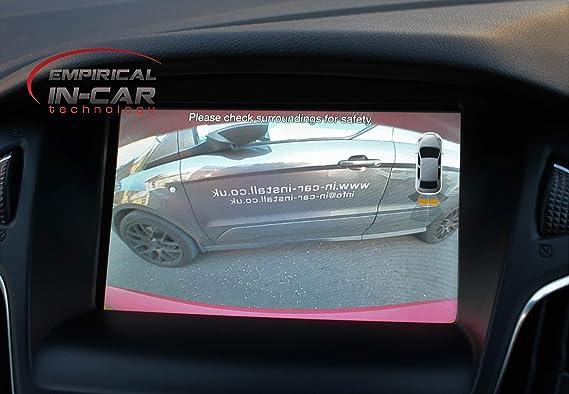 Ford Focus 2015-2018 - Kit de cámara de Marcha atrás: Amazon.es: Electrónica
