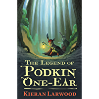 The Legend of Podkin One-Ear (The Five Realms) (English Edition)