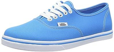 promo code 16d8f f1ee9 Vans U AUTHENTIC LO PRO (NEON) BLUE VT9NB9N Unisex-Erwachsene Sneaker -  associate-degree.de