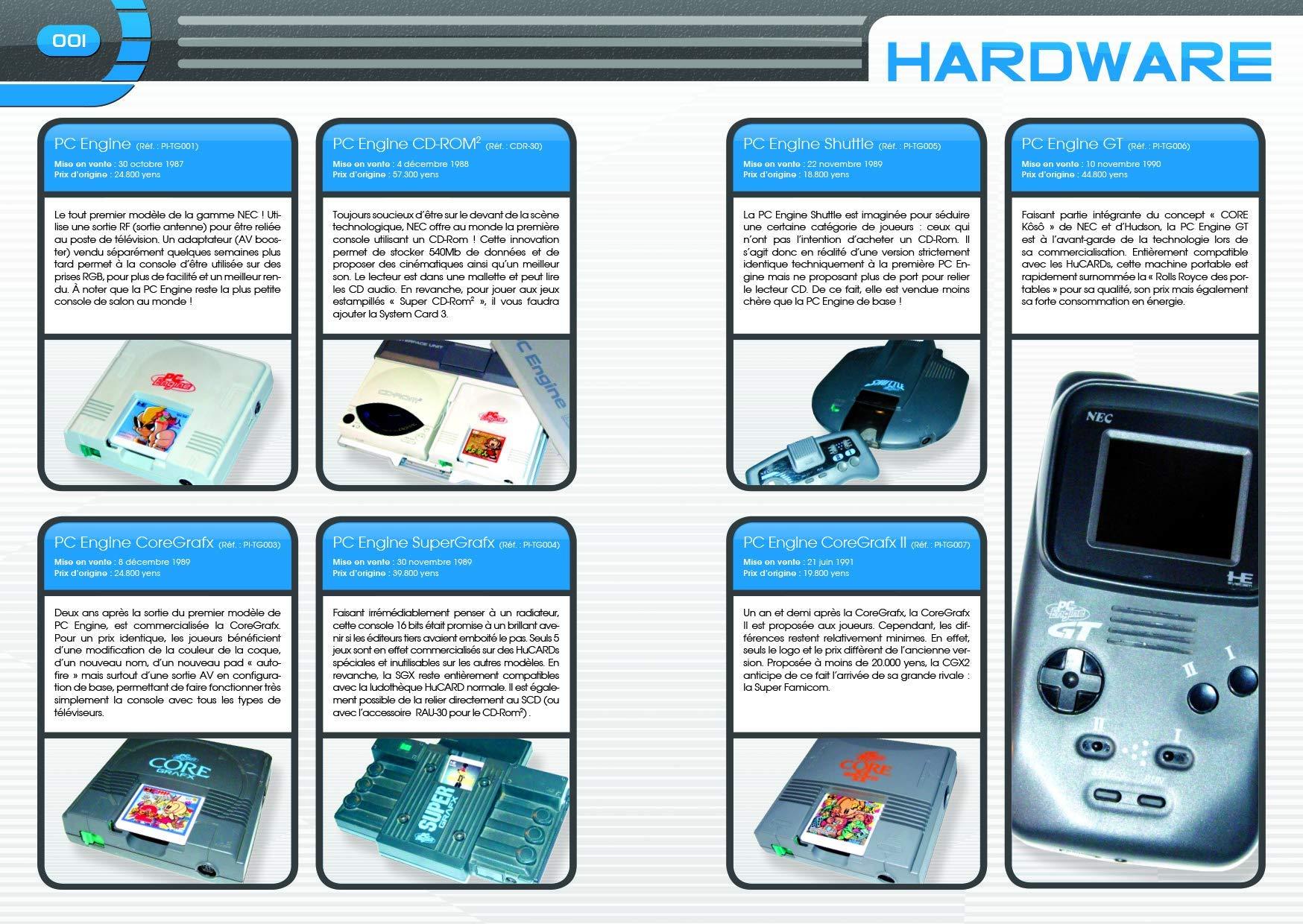 La bible PC Engine : Volume 1, Les HuCards: Amazon co uk