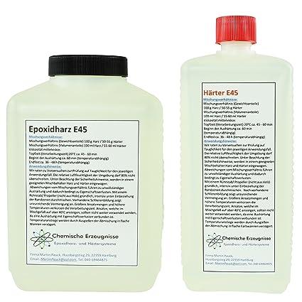 GFK Resina epoxi para laminar, 3,25 kg, alta calidad