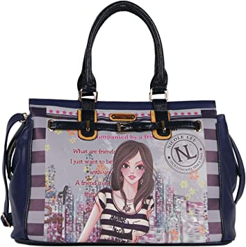 Dolly Nicole Lee Special Print Edition Duffle Bag One Size