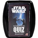 Star Wars Top Trumps Quiz Game
