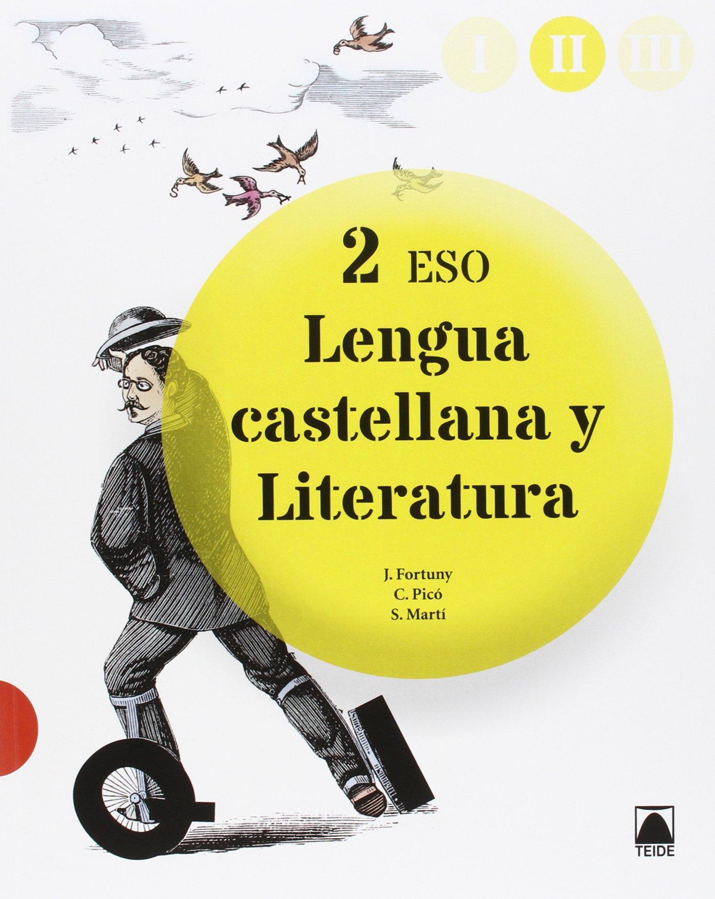 Lengua castellana y literatura 2 ESO - ed. 2016 - 9788430791477 ...