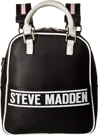 8feff6b8d6 Amazon.com   Steve Madden Women's Bminnie Backpack Black One Size   Casual  Daypacks