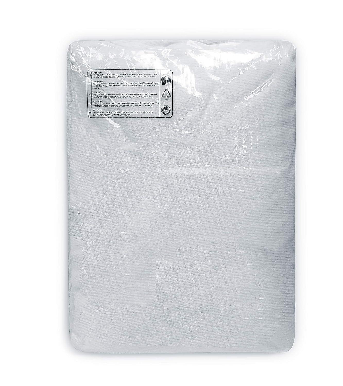 ADP Home - Protector de colchón Tejido Rizo Impermeable, Absorbente y Transpirable - Base de Poliuretano - Cama de 90: Amazon.es: Hogar