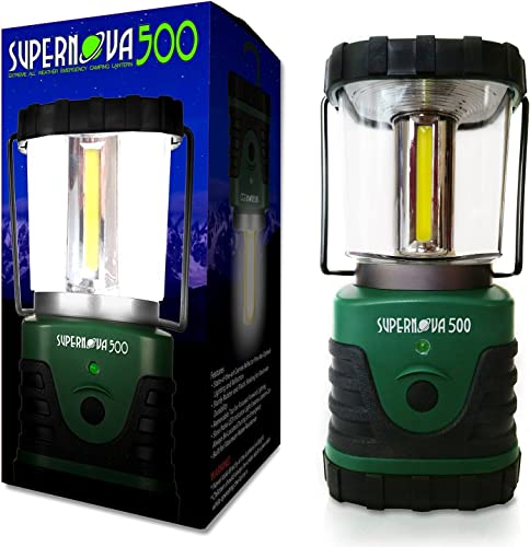 Nitecore LR10 250 Lumen 2 oz Ultra Lightweight Multi-Purpose USB Rechargeable Camping Lantern, with LumenTac Backup Keychain Light – Available in 4 Styles