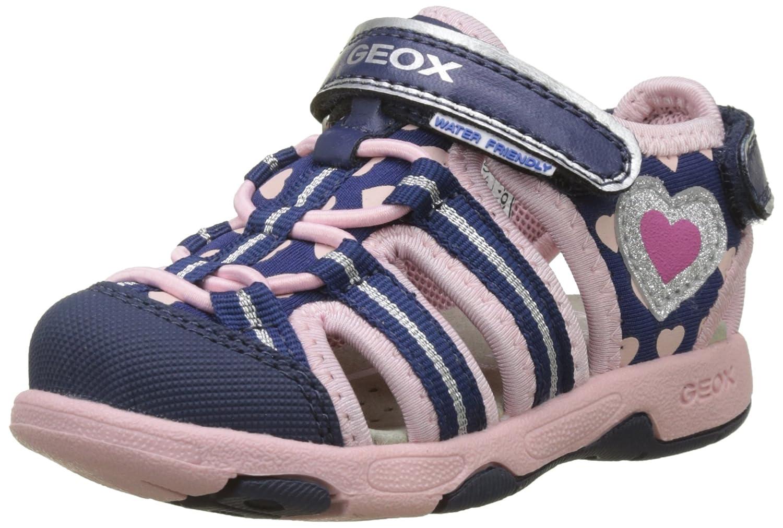 Geox Baby Girls' B Multy a Open Toe Sandals B820DA05415