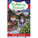 Hollyberry Homicide (A Berry Basket Mystery Book 5)