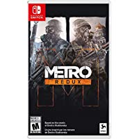 Metro Redux - Standard Edition - Nintendo Switch