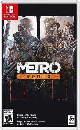 Metro Redux for Nintendo Switch [USA]: Amazon.es: Thq Nordic: Cine y Series TV