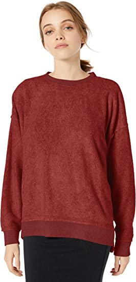 Billabong Womens Three Day Weekend Crew Sweatshirt