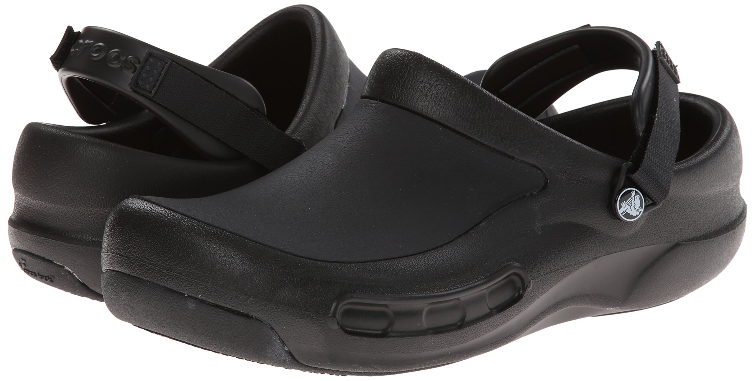 Crocs Men's 15010 Bistro Pro Clog,Black,11 M US by Crocs (Image #6)