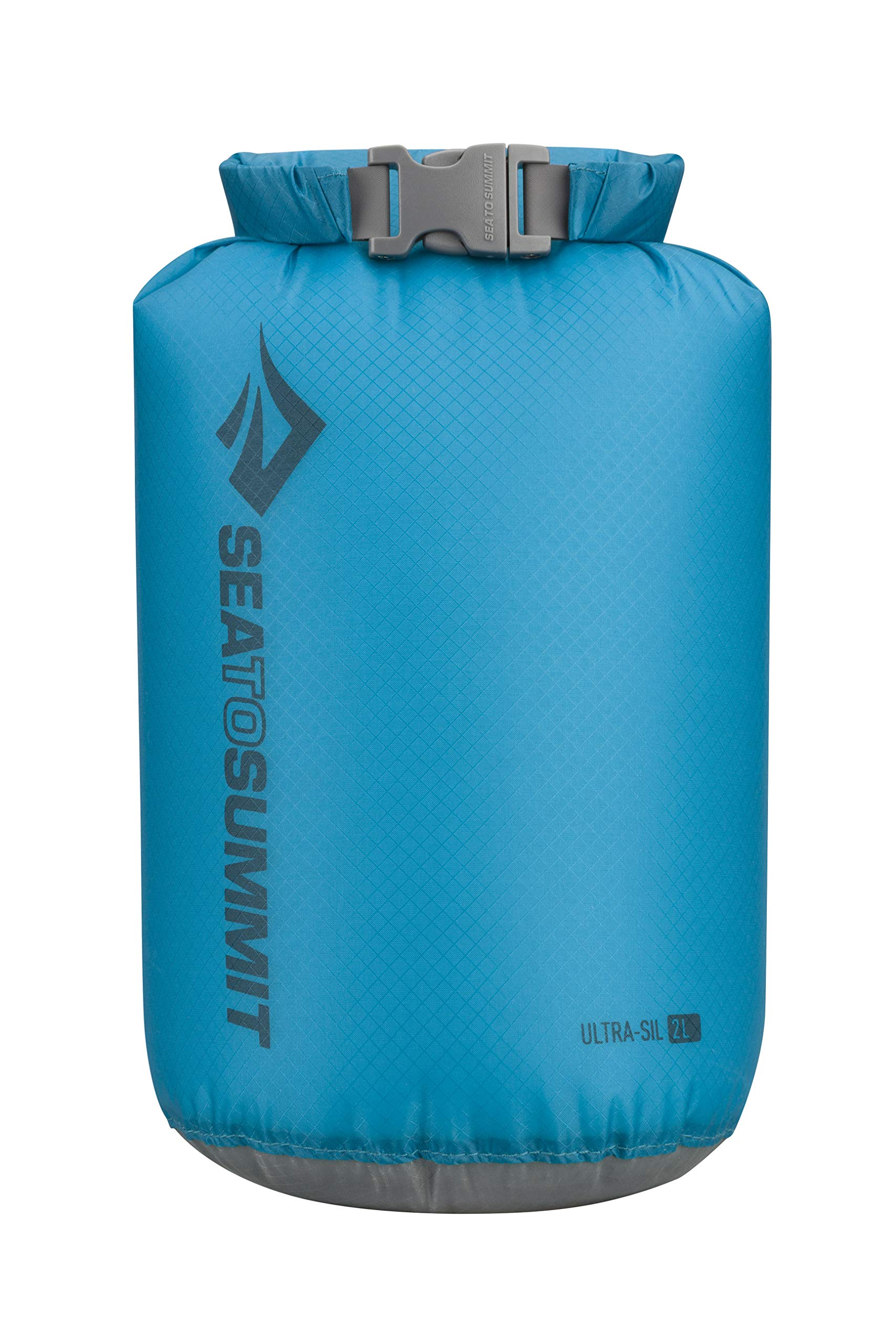 Sea to Summit Ultra-Sil Dry Sack, Pacific Blue, 2 Liter by Sea to Summit