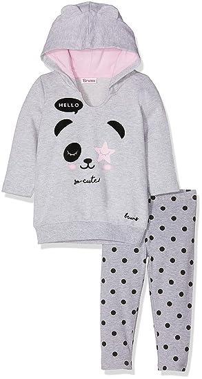 debf0703969 Brums Survêtement Bébé Fille  Amazon.fr  Vêtements et accessoires
