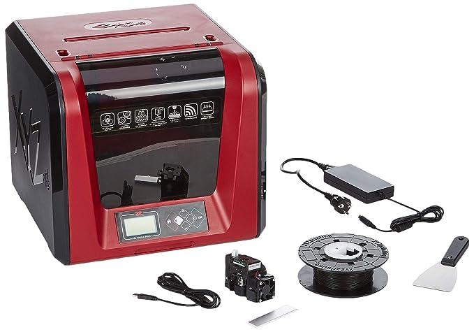 XYZ Printing DA_Vinci_JR_Prox+ - Impresora 3D (calibración ...