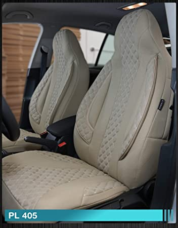 Ma/ß Sitzbez/üge kompatibel mit Mercedes X-Klasse Fahrer /& Beifahrer Farbnummer D104
