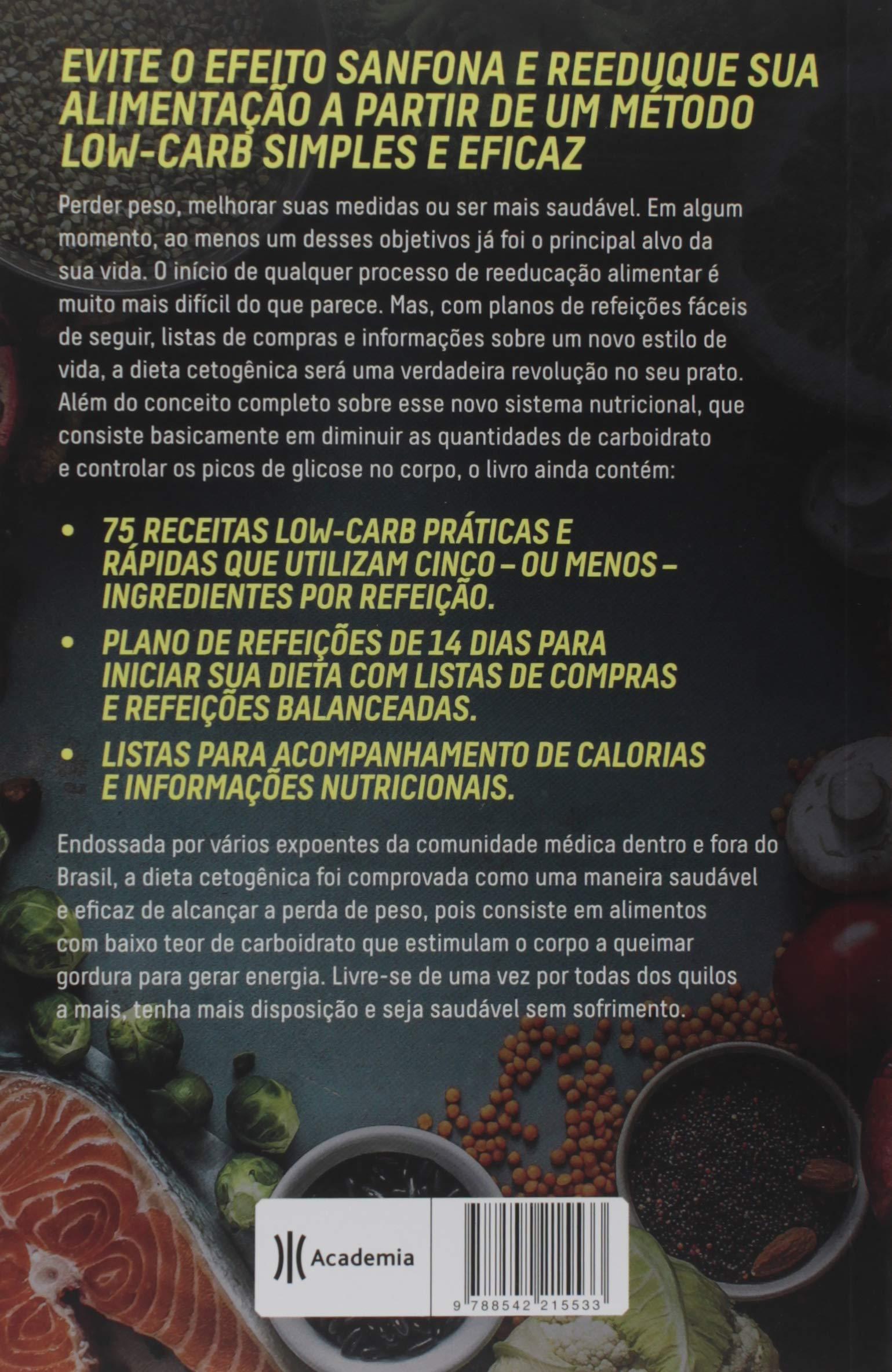 lista de compras da dieta low carb