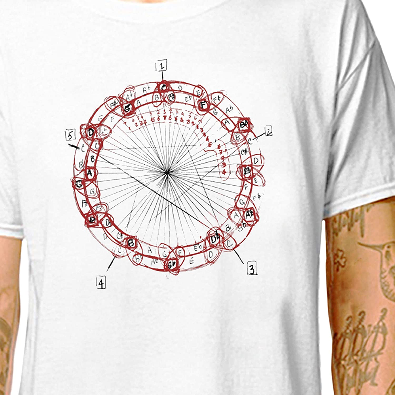 LazyCarrot tshirt tee shirt John Coltrane T-Shirt: Music of the Spheres