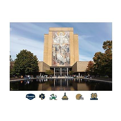Amazoncom NCAA Notre Dame Fighting Irish Touchdown Jesus
