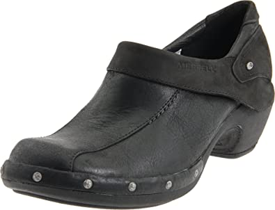 766863e0 Amazon.com   Merrell Women's Luxe Fashion Sneaker   Mules & Clogs