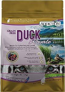 Addiction Duck Royale Grain Free Dry Cat Food, 4 Lb.