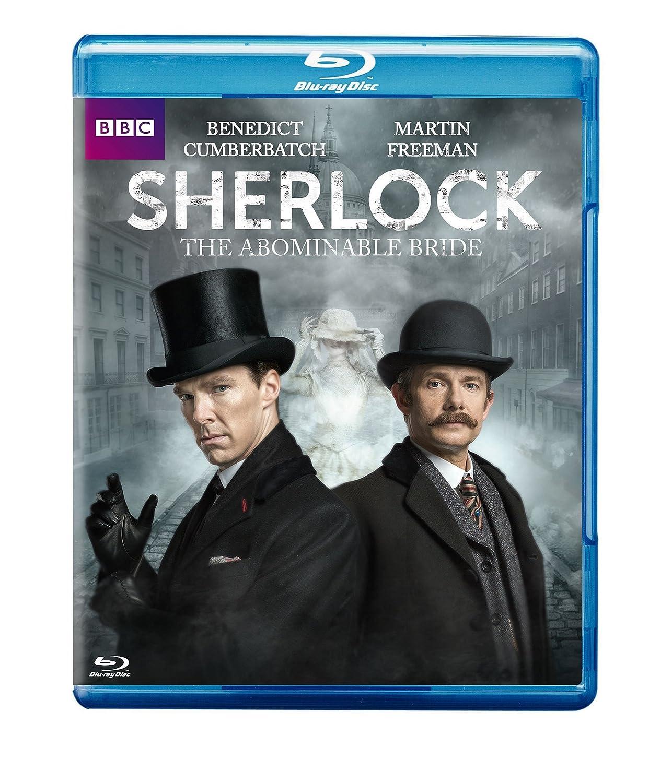 Amazon.com: Sherlock: The Abominable Bride [Blu-ray]: Benedict ...