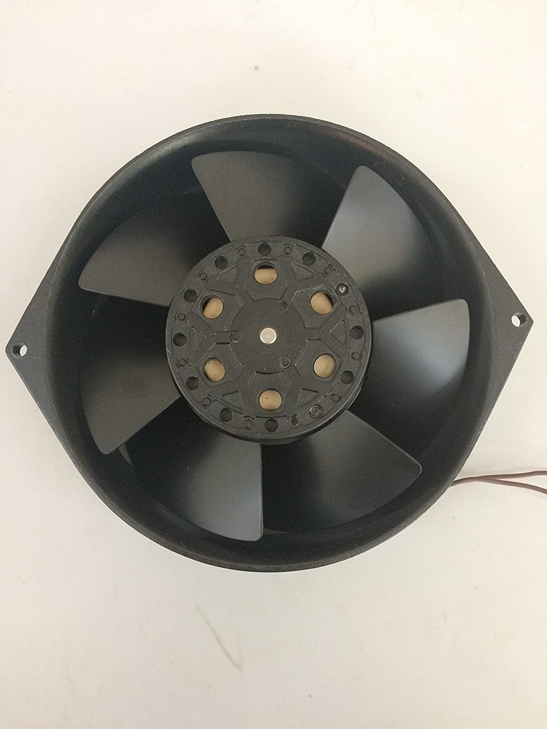 ueBEST AC axial Fan 5E-230B All Metal high Wind high air Pressure Cooling Fan,220V AC 172mm by 150mm by 55mm High Speed