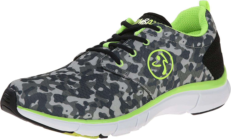 Zumba Fly Print Fitness Shoes: Amazon