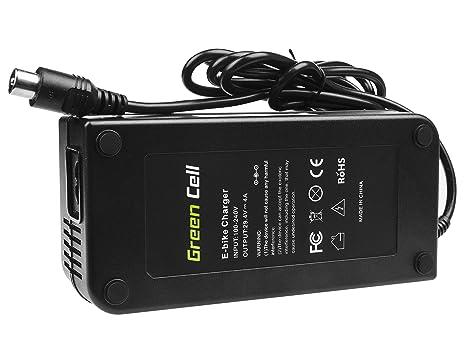 Green Cell® Cargador (29.4V 4A 117W) para Whistler Xplorer ...