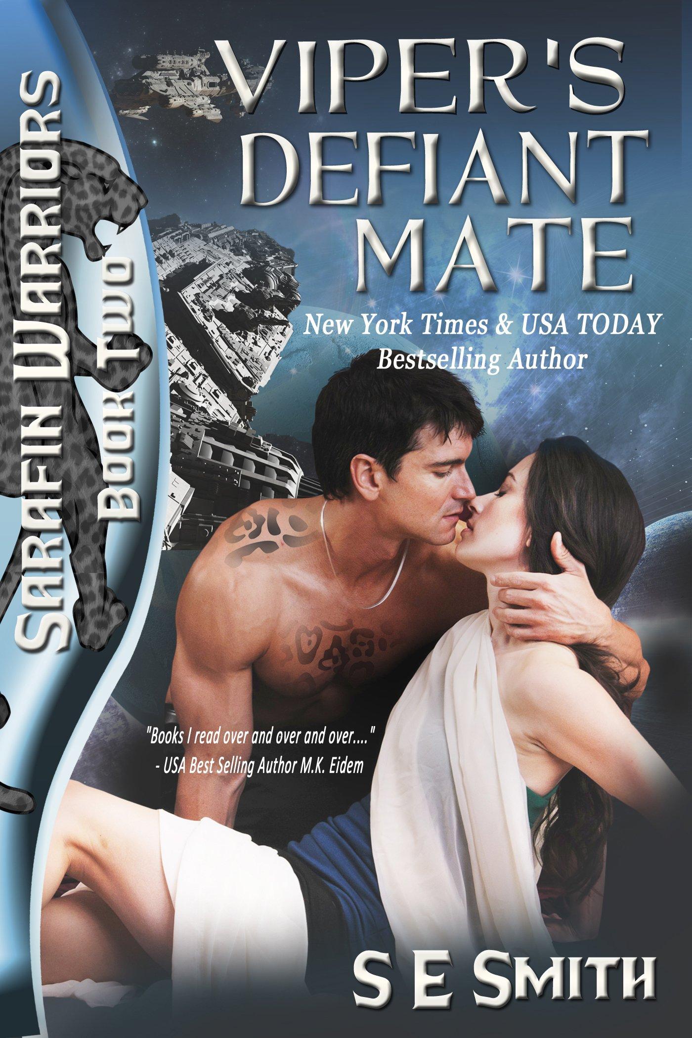 Viper's Defiant Mate: Sarafin Warriors PDF