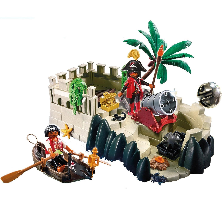 Super Set Pirates Cove Playmobil 4007 B004FNRSRG