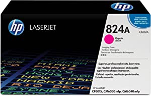 HP 824A | CB387A | Toner Cartridge | Magenta Image Drum