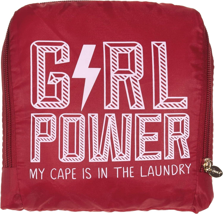 Miamica Travel Laundry Bag, Girl Power