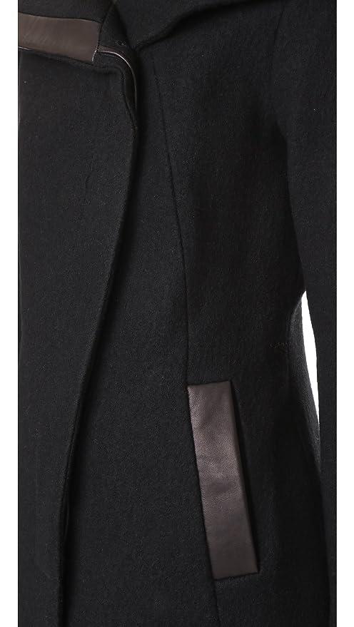 3f11577473c5 Amazon.com: Soia & Kyo Women's Jemma Car Coat: Clothing