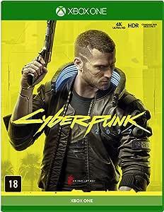 Cyberpunk 2077 - Edição Padrão - Xbox One