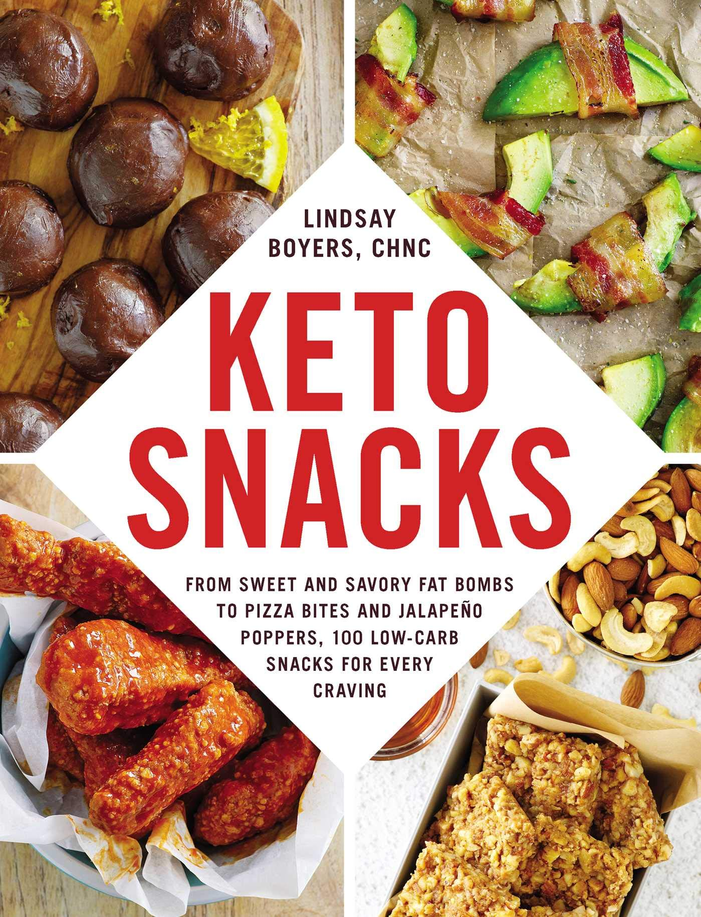 what is a good snack for keto diet