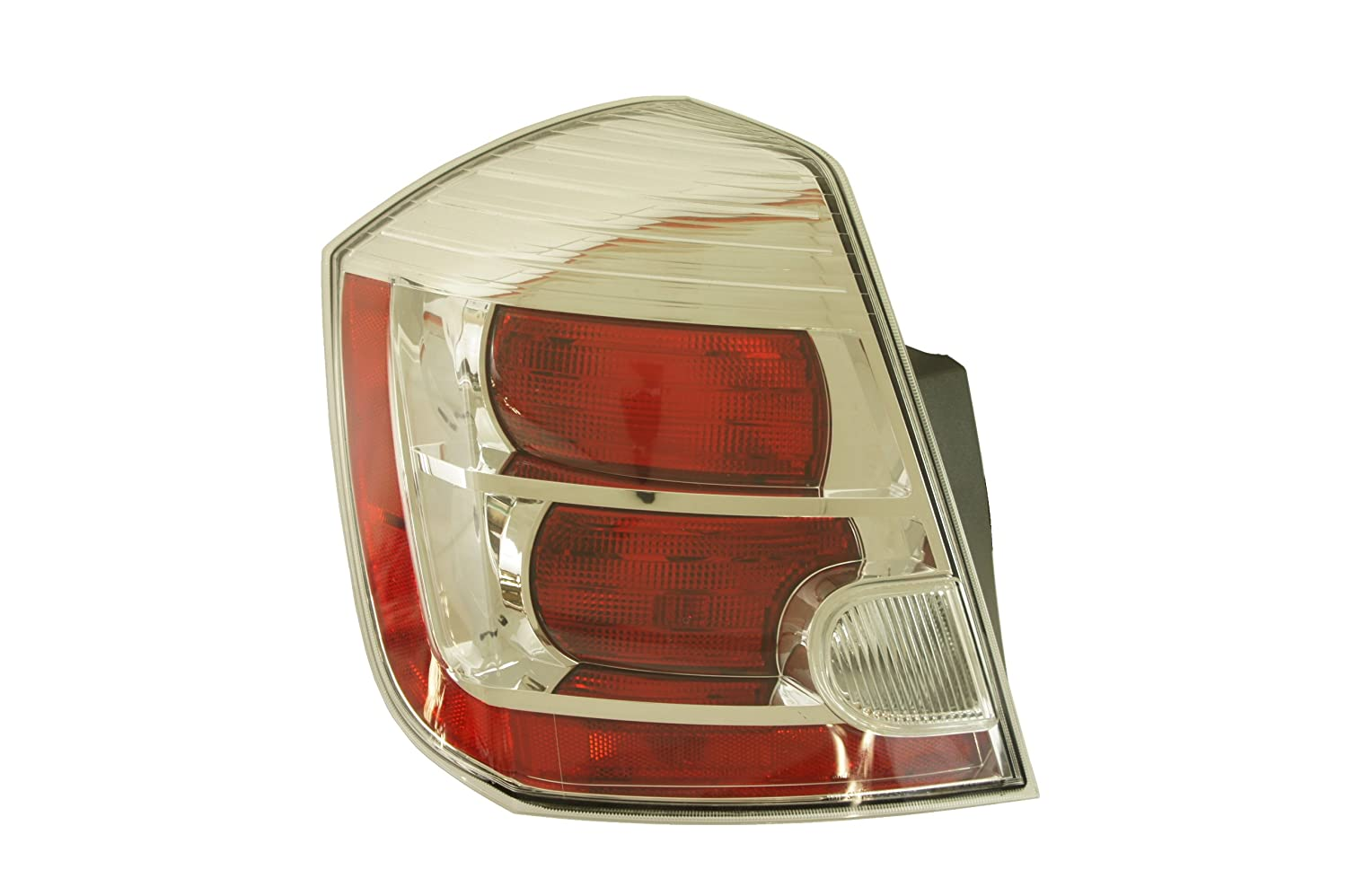Genuine Nissan Parts 26555-ZT50A Driver Side Taillight Assembly