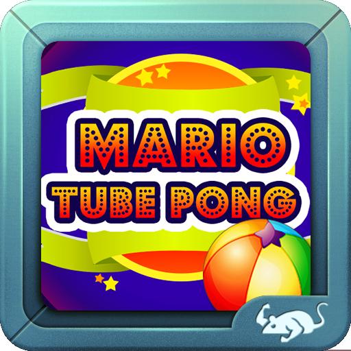 Mario Tube Pong