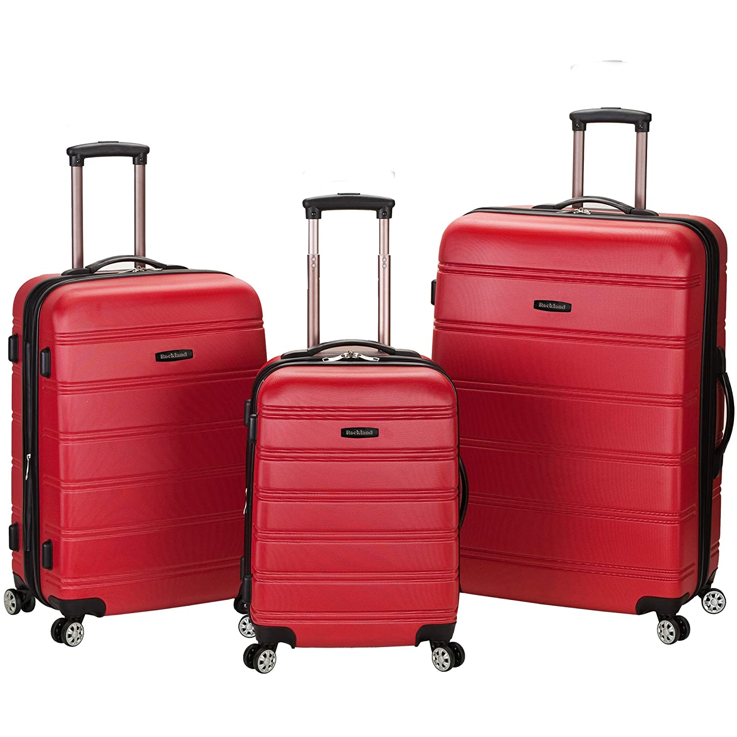 Rockland Luggage Melbourne 3 P...